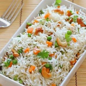 Basmati Rice Entrees